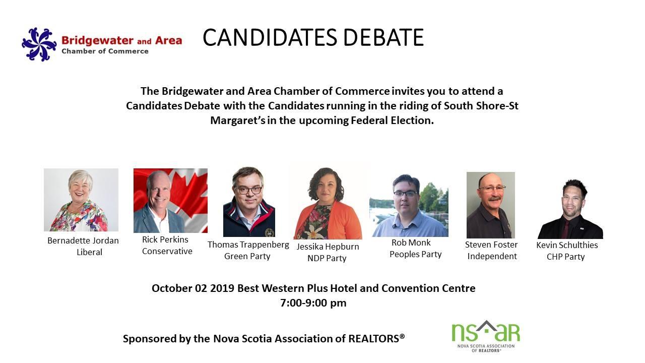 Debate: Bridgewater Chamber of Commerce